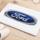 Ford Door Mat Natural Cotton Floor Anti Slip