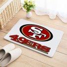 SanFrancisco 49ers Mat Floor Door Home House Natural Cotton Football Sports Team