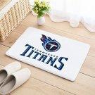 Tennessee Titans Mat Floor Door Home House Natural Cotton Football Sports Team