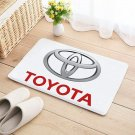 Floor Mat Toyota Door Home House Natural Cotton Car Truck