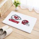 Kansas City Chiefs Mat Floor Door Home House Natural Cotton Football Sports Team