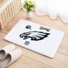 Philadelphia Eagles Door Mat Natural Cotton Floor Anti Slip NFL