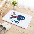 Buffalo Bills Mat Natural Cotton Floor Door Home House Sports Team