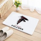 Atlanta Falcons Mat Natural Cotton Floor Door Home House Sports Team