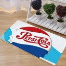 Pepsi Cola Mat Natural Cotton Floor Door Anti Slip Soft Drink Pop