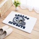 Dallas Cowboys Door Mat Natural Cotton Floor Anti Slip NFL