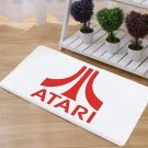 Atari Video Game Mat Natural Cotton Floor Door Anti Slip