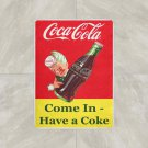 Coke Coca Cola Floor Mat Door Home House Natural Cotton come in have a coke