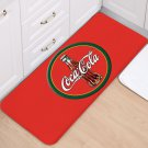Coke Coca Cola Floor Mat Door Home House Natural Cotton red background