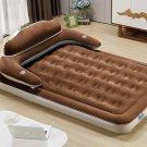 Air Mattress Cartoon Back Mattress Home Bedroom Air Bed Inflatable Mattress With Electric Pump