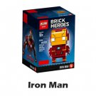 BrickHeadz Marvel Iron Man NinjaGo Series ( 41590 copy) Building Blocks