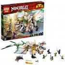 Legacy The Ultra Dragon NinjaGo Series ( 70679 copy) Building Blocks