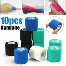 10PCS Self-Adhesive Elastic Bandage First Aid Medical Health Care Treatment Tape
