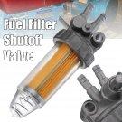 Diesel Generator Oil Fuel Filter Shut Off Valve For 5KW 6KW 7KW 178F 186F Engine