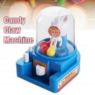 Mini Crane Candy Claw Machine Kids Ball Grabber Toy Box Children Exercise Hands
