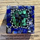 Large Orgone Protection Square - WIFI/EMF PROTECTION