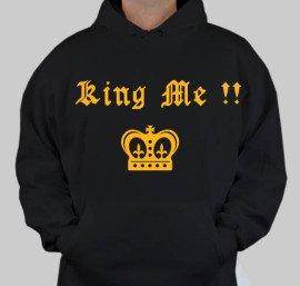 King Me Hoody