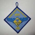 Boy Scouts of America Sequoia Council 2015 Cub Scout Day Camp Patch Take Flight