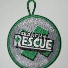 Boy Scouts (BSA) Sequoia Council Live Oak District 2013 Camporee Patch
