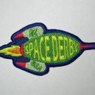 Boy Scouts of America (BSA) 2016 Cub Scout Space Derby Patch (080237) - New