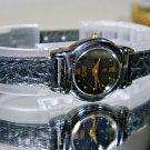 Womens Citizen Ultra Light Slim Watch. Leather Band. New Battery 2 Year Warranty