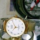 Acqua by Timex Easy Read Men's Water Resist Watch. New Battery. 2 Year Warranty