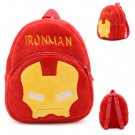 New Cute Children School Bag Cartoon Mini Plush Backpack