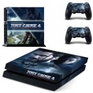Just Cause 4 Decal Vinyl PS4 Skin Sticker for Sony Play Station 4 Console and Two Controller Skins