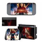 Captain Marvel Protective Vinyl Skin Decal for Nintendo Switch