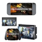 APEX Vinyl Decal Skin Nintendo Switch Decal Sticker for Nintendo Switch Skins Set