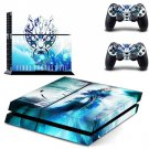 Final Fantasy VII Vinyl Skin Sticker Cover for Sony PS4 PlayStation 4 and 2 controller skins