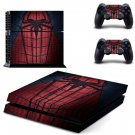 Spider Man New Style Skin Sticker For play station 4 For Playstation 4 PS4