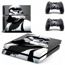Star Wars Vinyl Decal PS4 Skin Sticker For PS4 Playstation 4 Console + Controllers Skins