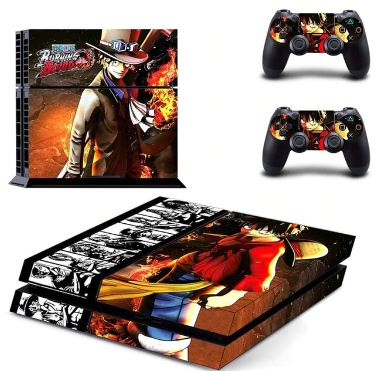Ps4 Skin One Piece Decal Vinyl Cover for Sony Playstation