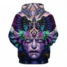 Sunny Collectibles 2019 3D Sweatshirts Sculpture Printed Thick Winter Harajuku Hooded Hoodies