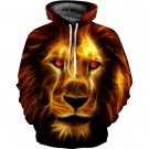 Women's Clothing 3D Print Lion Design Sweatshirt Women/men Streetwear Long Sleeves