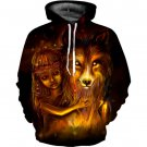 New Fall Women Hoodies Round Neck Full Sleeves Hooded Pullovers Unisex Jumper