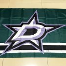 Dallas Stars Flag 3*5ft (90cm*150cm) Polyester flag Banner American decoration