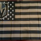 Vegas Golden Knights 3x5 American Flag Decorations for Home Flag Banner Gifts