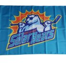 ECHL Orlando Solar Bears Flag 3*5ft (90cm*150cm) Polyester flag Banner decoration