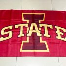 Flag of NCAA Iowa State Cyclones Newly polyester Flag banner 3ft*5ft
