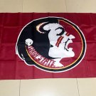 NCAA Florida State Seminoles polyester Flag banner 3ft*5ft