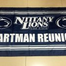 NCAA Penn State Nittany Lions YOUR TEXT polyester Flag banner 3ft*5ft