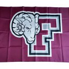 Flag of NCAA Fordham Rams Newly polyester Flag banner 3ft*5ft