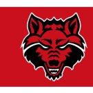 NCAA Arkansas State Red Wolves polyester Flag banner 3ft*5ft