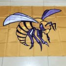 NCAA Alabama State Hornets and Lady Hornets polyester Flag banner 3ft*5ft