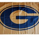 Flag of NCAA Grambling State Tigers polyester Flag banner 3ft*5ft