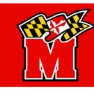 Flag of NCAA Maryland Terrapins Newly polyester Flag banner 3ft*5ft