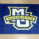 Flag of NCAA Marquette Golden Eagles Newly polyester Flag banner 3ft*5ft