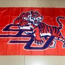 Flag of NCAA Savannah State Tigers polyester Flag banner 3ft*5ft